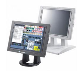 "8"" LCD-Flachbildschirm"