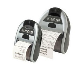 Zebra iMZ Mobiler Bon-/Etikettendrucker