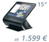 "Kassensystem Toshiba TCxWave 15"" Touch +Basis"