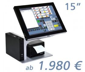 "AURES Sango 1047  Celeron 15""-Touchscreen"