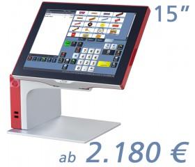 """AURES Sango Intel i3  15""""-Touchscreen"""